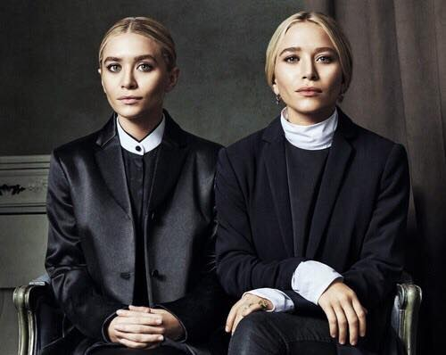 Mary-Kate si Ashley Olsen