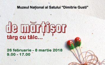 Dimitrie Gusti Targ de martisor