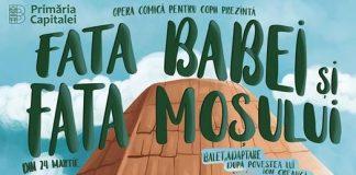 balet Opera comica pentru copii