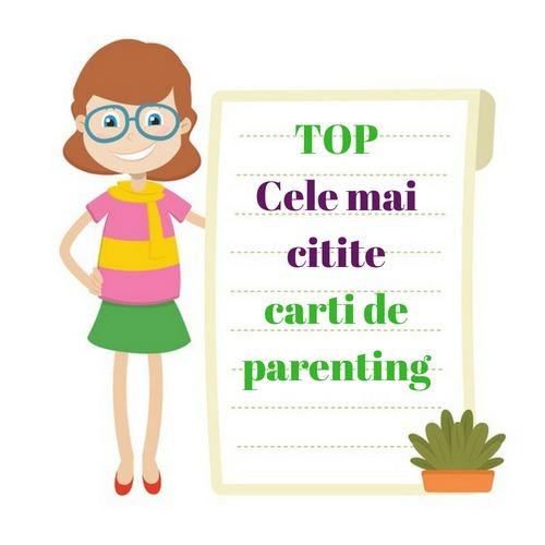 Carti de parenting